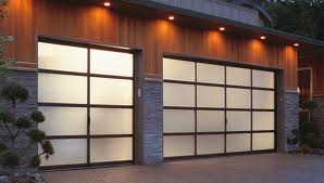 Glass Garage Doors Vancouver